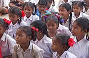 This state ranks as one of the poorest in girl child education