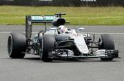 Lewis Hamilton fastest at Hungarian GP first practice