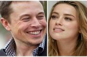Johnny Depp's ex-wife Amber Heard dating billionaire Elon Musk?