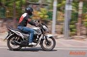 The Honda CB Shine SP performs well in the urban jungle