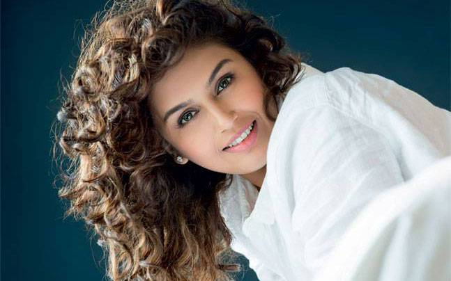 Experimental by choice actor Huma Qureshi.