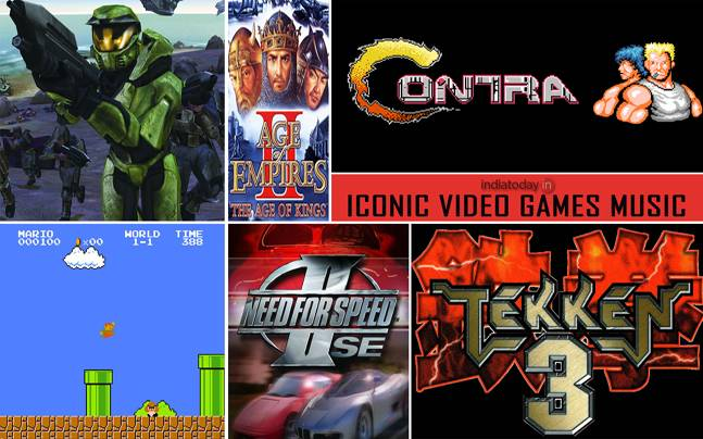 Iconic Video Game Theme Songs