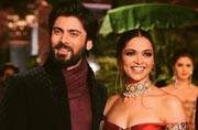 Fawad & Deepika play the perfect showstoppers for Manish Malhotra at ICW 2016