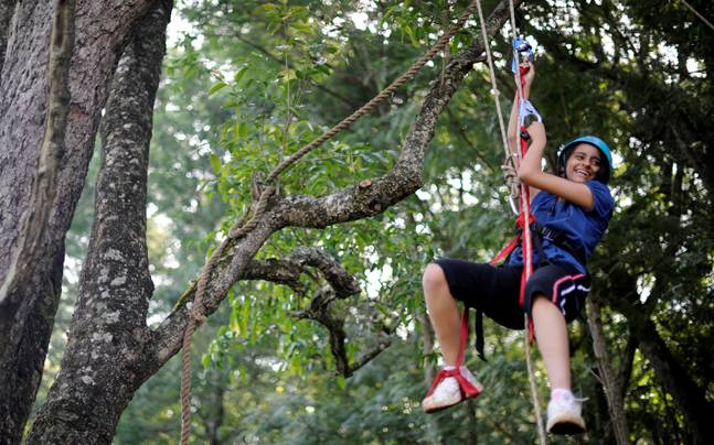 Delhi and NCR schools come closer for adventure based learning programs