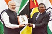 PM Modi embarks on 4-nation Africa tour, key agreements signed