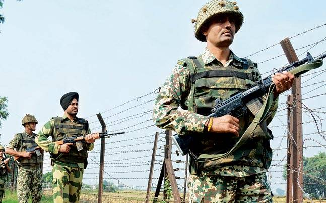 BSF to spend Rs 20 crore on J&K border.