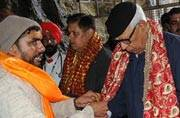 Amarnath yatra begins, Governor Vohra prays for peace and harmony