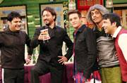 Jimmy Sheirgill reveals his real name on The Kapil Sharma Show