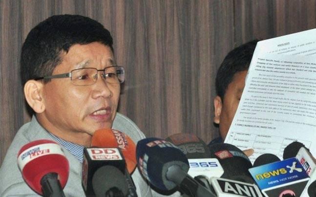 Arunachal Pradesh Chief Minister Kalikho Pul