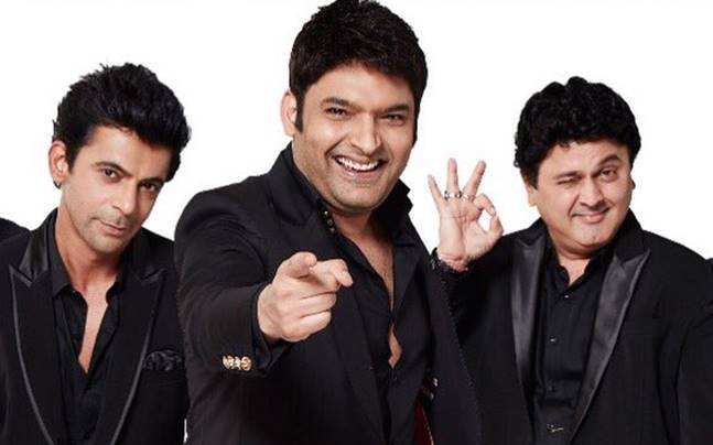 A poster of Kapil Sharma's upcoming UK concert. Picture courtesy: Twitter/Kapil Sharma