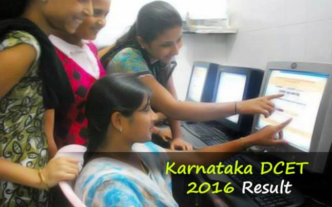Karnataka DCET 2016