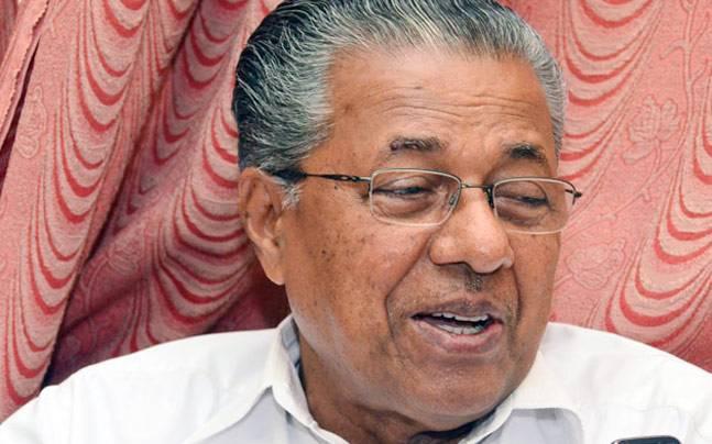 Chief Minister of Kerala Pinarayi Vijayan