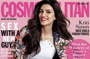I think the cover looked really hot: Kriti Sanon on her first Cosmopolitan cover