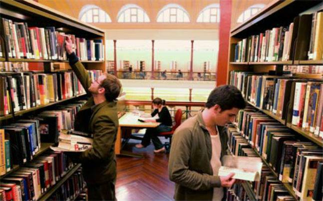 Must-visit libraries