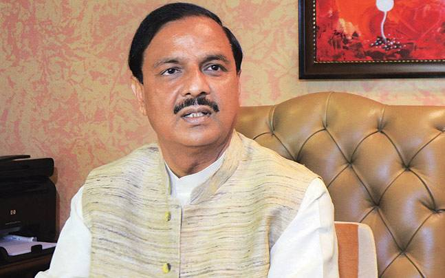 Dr Mahesh Sharma, Minister of State for Culture