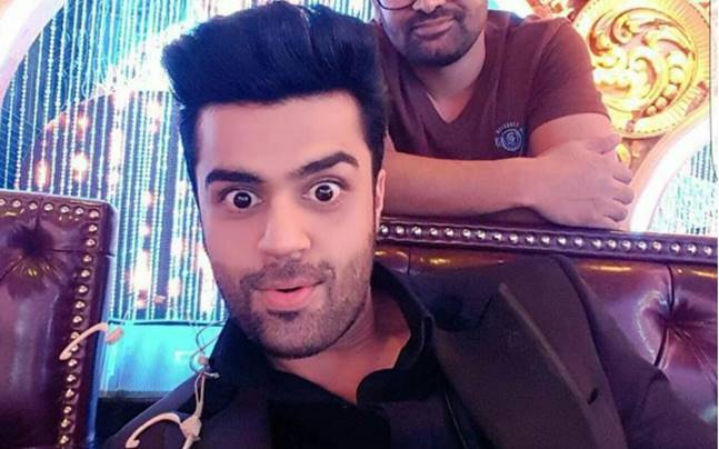 Manish Paul to return as Jhalak Dikhhla Jaa host. Picture courtesy: Instagram/Manish Pau