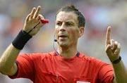 England's Mark Clattenburg to referee Euro 2016 final
