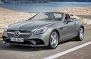 Mercedes AMG SLC 43 India launch scheduled for July 26