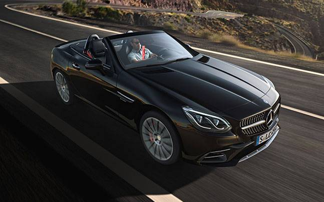 Mercedes Benz Launches Amg Slc 43 In India Prices Start At Rs 77 5
