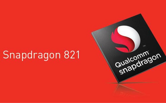 Snapdragon 821 launched, Qualcomm says it's 10% faster than Snapdragon 820