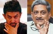 Parrikar rakes up Aamir's 'intolerance remark', says people speaking against country must be taught lesson