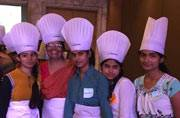These girls could literally be cooking their way to a better life