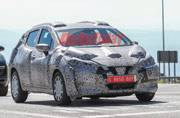 India-bound Nissan Micra spotted testing