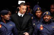 Oscar Pistorius jailed for six years for murdering Reeva Steenkamp