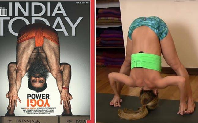 Cover uncovered: Here's all you need to know about the Ramdev asana