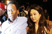Brazil legend Pele to marry for third time at 75