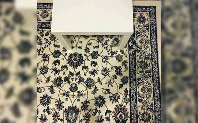 Internet Is Losing It After Failing To Find A Phone On This Rug You