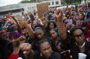 Alton Sterling shooting cellphone video sets off angry protests in Baton Rouge
