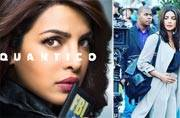 Priyanka Chopra posts fresh picture from the sets of Quantico Season 2