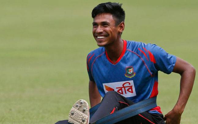 Selectors have asked Mustafizur to play four day games against Sri Lanka. (AP)