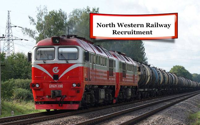 Job opportunity with North Western Railway