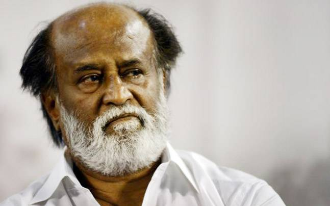 Rajinikanth spotted in the US