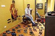 How footwear designer Rohan Arora went from studying Commerce to designing shoes for Aishwarya Rai