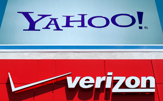Verizon buys Yahoo's core business for $4.83 billion, will integrate it in AOL