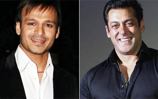 Salman Khan and Vivek Oberoi have a not-so-good history