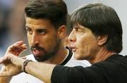 Germany's Sami Khedira ruled out of Euro 2016 semi-final vs France