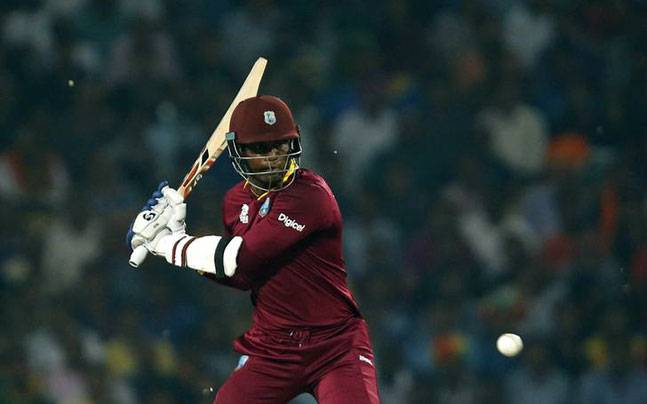 A file image of Marlon Samuels. (Reuters Photo)