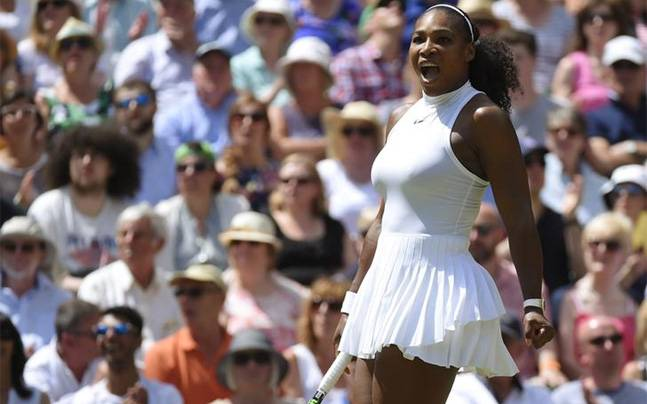 A file image of Serena Williams. (Reuters Photo)