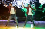 Former lovers Shakti Mohan, Punit Pathak get back together for a dance performance