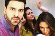 Vivek Dahiya's 'Sholay' Dubsmash with Kawach team is AMAZING!