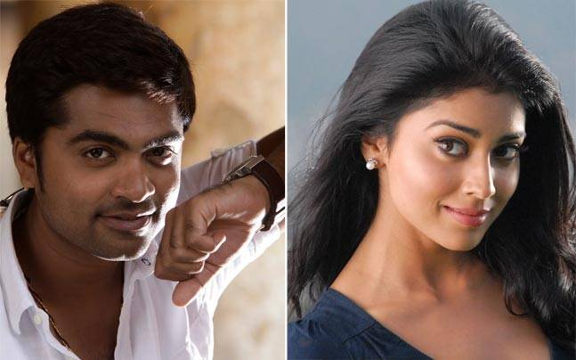 Shriay in Simbu's film