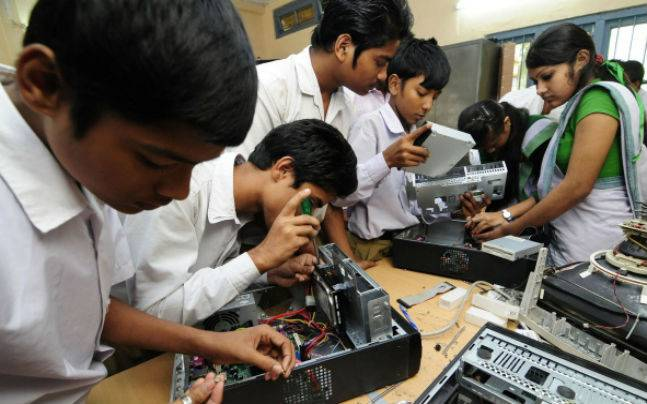 Vocational education in engineering