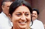 Smriti Irani to launch Selfie with Handloom campaign to boost textile industry