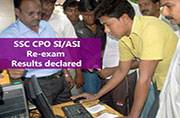 SSC CPO SI/ASI 2016: Re-exam results of Paper I declared at www.ssc.nic.in