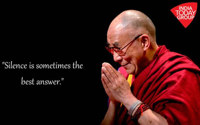 Citaten Dalai Lama : Quotes from the dalai lama to make your day happier and calmer