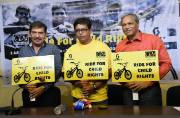 Bengal adventure enthusiast to cycle 5000 km for CRY child education initiative